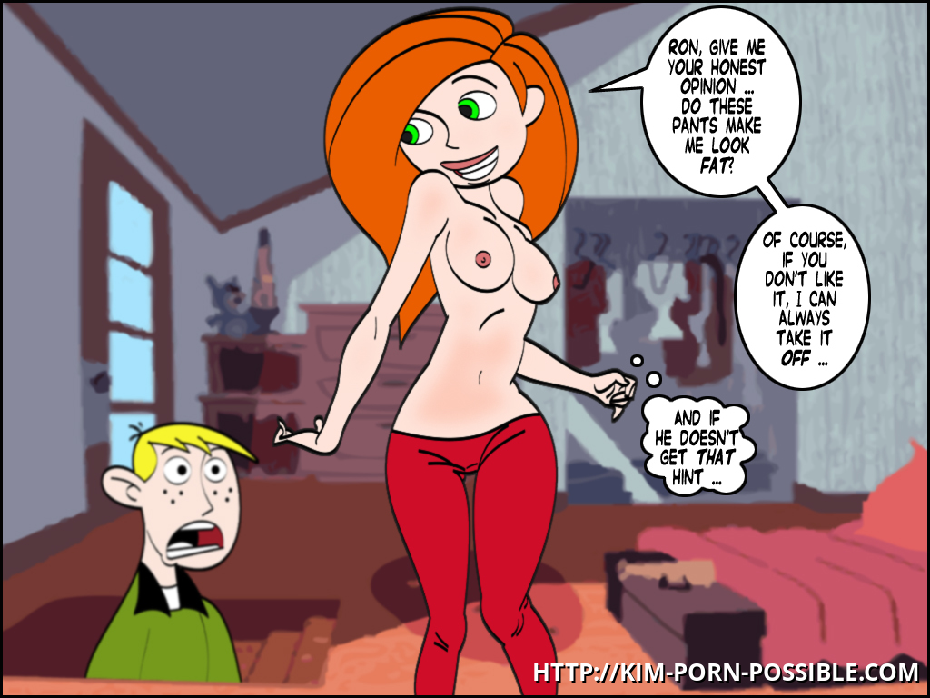 Kim possible bonnie flashing her tits shall afford